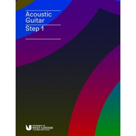 LCM ACOUSTIC GUITAR STEP 1