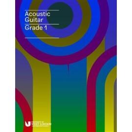 LCM ACOUSTIC GUITAR GRADE 1