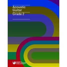 LCM ACOUSTIC GUITAR GRADE 2