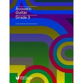 LCM ACOUSTIC GUITAR GRADE 3