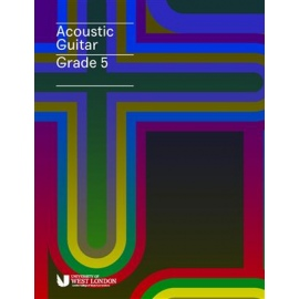 LCM ACOUSTIC GUITAR GRADE 5