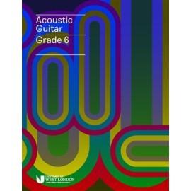 LCM ACOUSTIC GUITAR GRADE 6