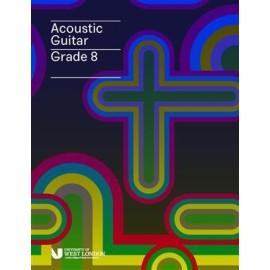 LCM ACOUSTIC GUITAR GRADE 8