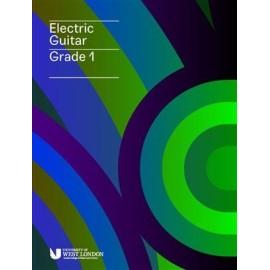 LCM ELECTRIC GUITAR GRADE 1