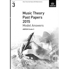 ABRSM Theory Of Music Exam 2015 Past Paper Model Answers Grade 3