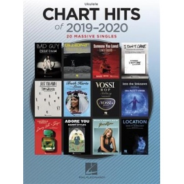 Ukulele Chart Hits of 2019-2020