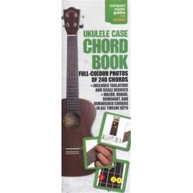 Ukulele Case Chord Book-Full Colour