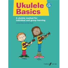 Ukulele Basics (With CD)