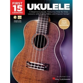 First 15 Lessons - Ukulele