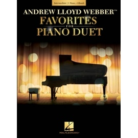 Andrew Lloyd Webber Favourites for Piano Duet