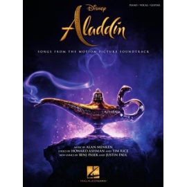 Aladdin: Piano/ Vocal/ Guitar
