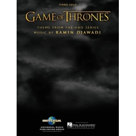 Game of Thrones: Piano Solo- Theme From the HBO series