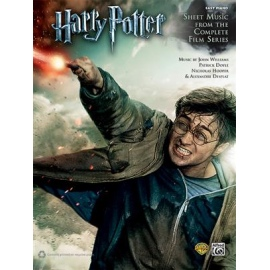 Harry Potter: Music from the Complete Film Series- Easy Piano
