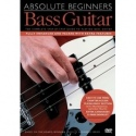 Absolute Beginners Bass Guitar: The Complete Step By Step Guide To Playing Bass Guitar