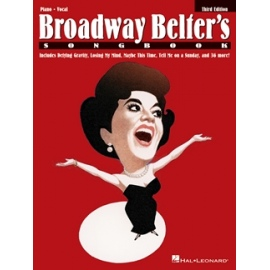 Broadway Belter's- Third Edition- Piano/ Vocal