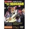 Lick Library: Learn To Play Stevie Ray Vaughan