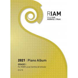RIAM Piano Album 2021 Grade 1