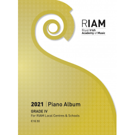 RIAM Piano Album 2021 Grade 4