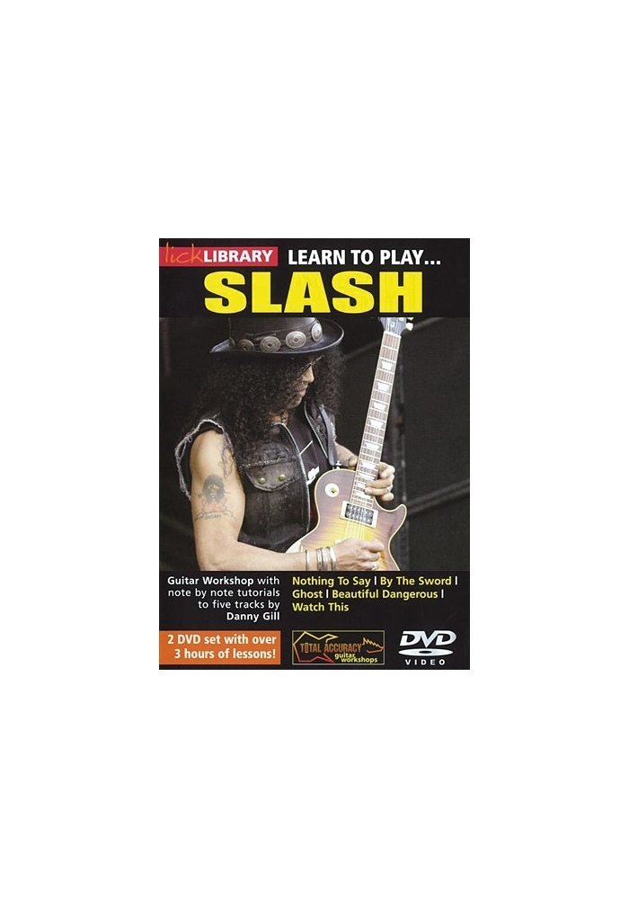 Congratulate, Slash guitar lick absolutely