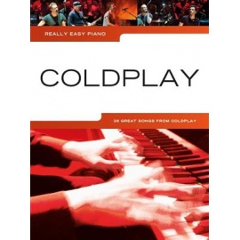 Really Easy Piano: Coldplay