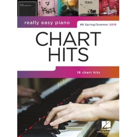 Really Easy Piano: Chart Hits Spring Summer 2019