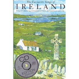 The Favourite Songs Of Ireland (Book&CD)