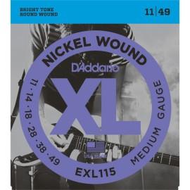 EXL115 Nickel Wound XL Medium Gauge 11-49