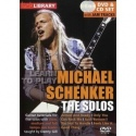 Lick Library: Learn To Play Michael Schenker The Solos