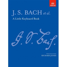 Bach - A Little Keyboard Book