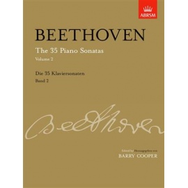 Beethoven - The 35 Piano Sonatas Volume 2