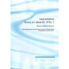 Beethoven Sonata Op10 No1 Cmin