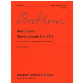 Beethoven Piano Sonata Op27 No2 Moonlight Sonata