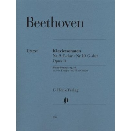 Beethoven - Piano Sonata No.9 And No.10 Op.14