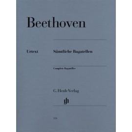 Beethoven- Complete Bagatelles