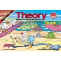Progressive Theory method For Young Beginners Book 1 Bk/CD