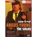Lick Library: Learn To Play Angus Young The Solos