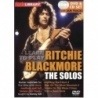 Lick Library: Learn To Play Ritchie Blackmore The Solos