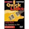 Lick Library: Guitar Quick Licks - Santana