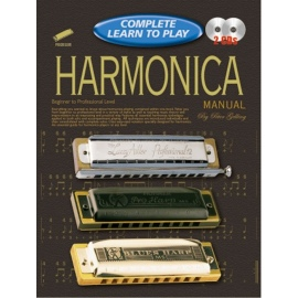 Complete Learn To Play : Harmonica Manual