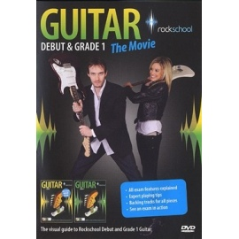 Rockschool Guitar: The Movie - Debut & Grade 1