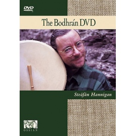 The Bodhran DVD: Steafan Hannigan