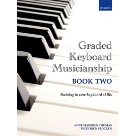Graded Keyboard Musicianship Book 2