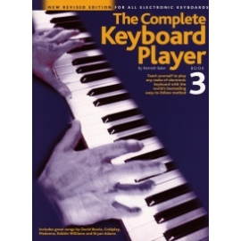 The Complete Keyboard Player Book 3 Revised Ed