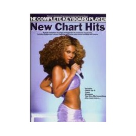 Complete Keyboard Player New Chart Hits