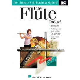Play Flute Today! The Ultimate Self Teaching Method