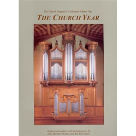 Church Organist's Collection - Vol 1 Church Year