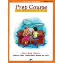 Alfred's Basic Piano Library Prep Course Theory A