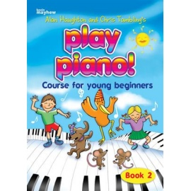 Play Piano ! Course for Young Beginners - Book 2