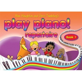 Play Piano ! Repertoire - Book 1