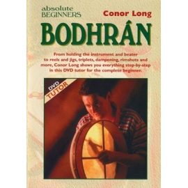 Absolute Beginners: Bodhran - Conor Long